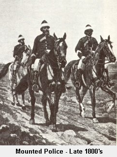 Mounted Police - Click to enlarge
