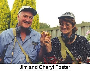 Jim and Cheryl Foster - Click to enlarge